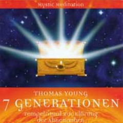 7 Generations*, Audio CD - english version