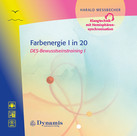 Farbenergie I in 20, 1 Audio-CD