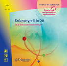Farbenergie II in 20, 1 Audio-CD