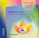 Meditation in 20, 1 Audio-CD