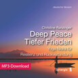 Deep Peace (deutsche Version) Tiefer Frieden, MP3-Download
