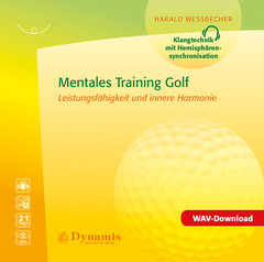 Mentales Training Golf, WAV-Datei (Download)