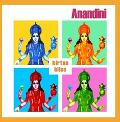 Anandini - Audio-CD