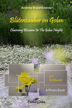 Blütenzauber im Golan – Charming Blossoms In The Golan Heights