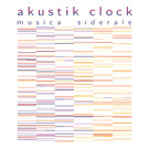 musica siderale, 1 Audio-CD
