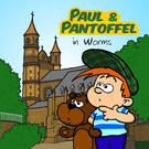 Paul & Pantoffel in Worms, 1 Audio-CD